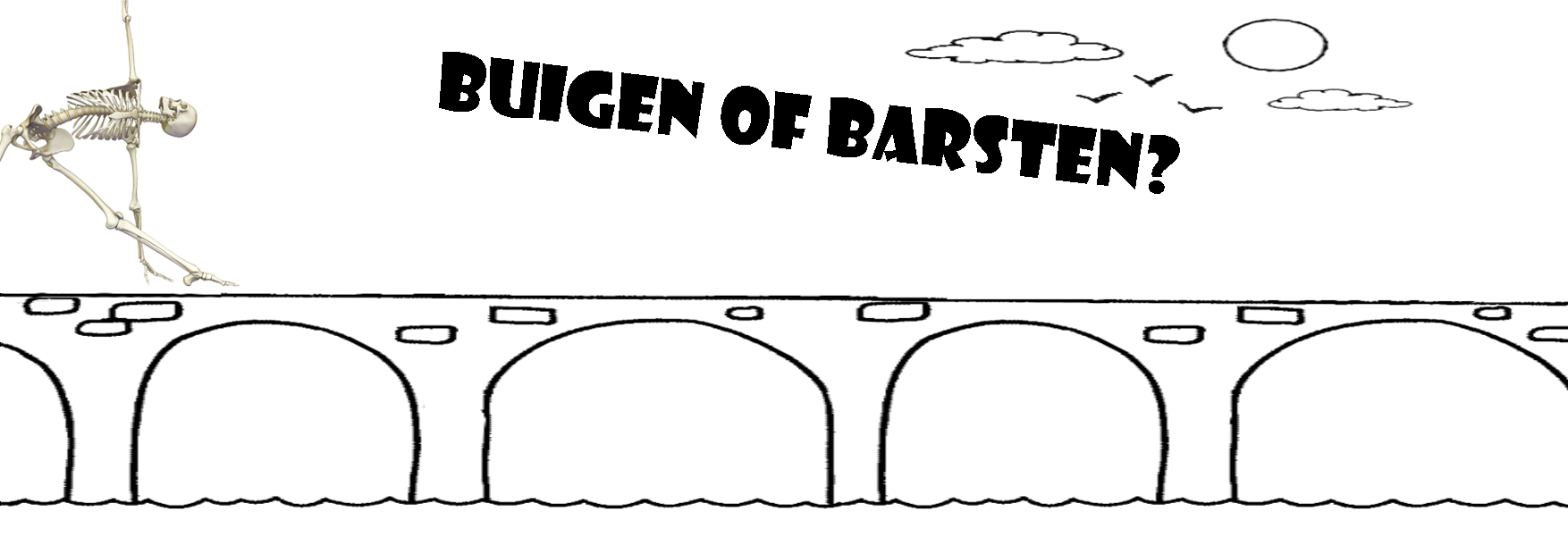 Buigen of Barsten